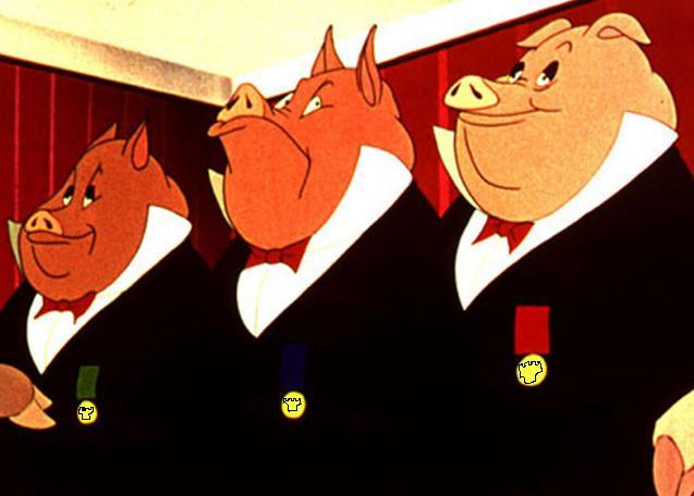 Cerdos-Kuliaos