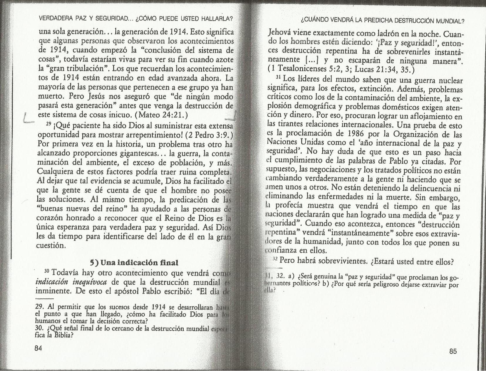 Generación Paz y seguridad pág 84,párr 28(b)